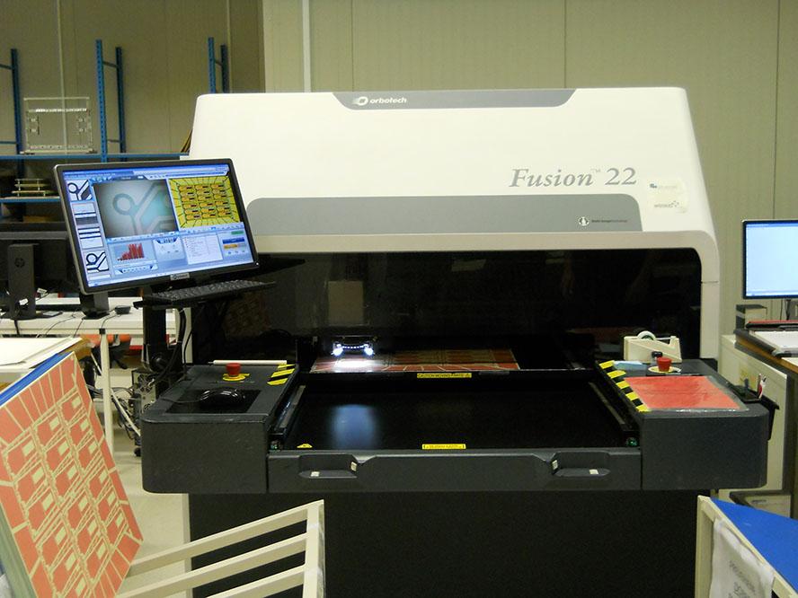 Avtomatski optični pregled