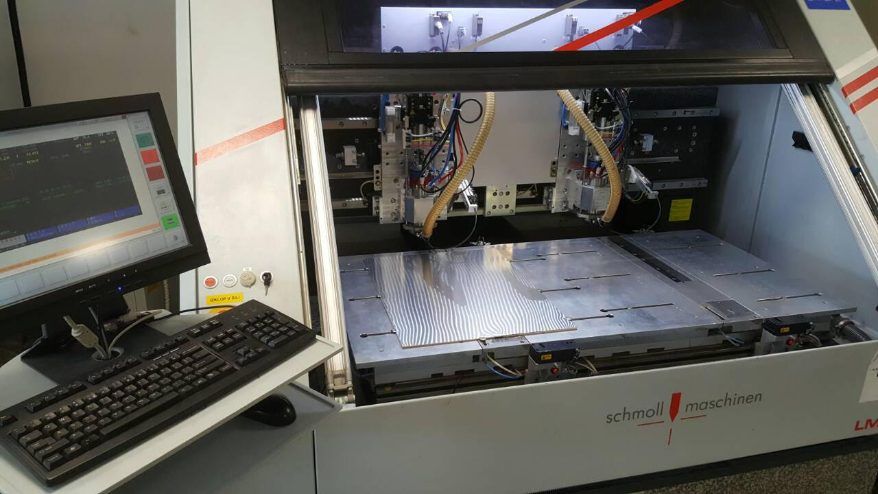 CNC vrtanje