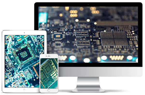 Intectiv printed circuit boards