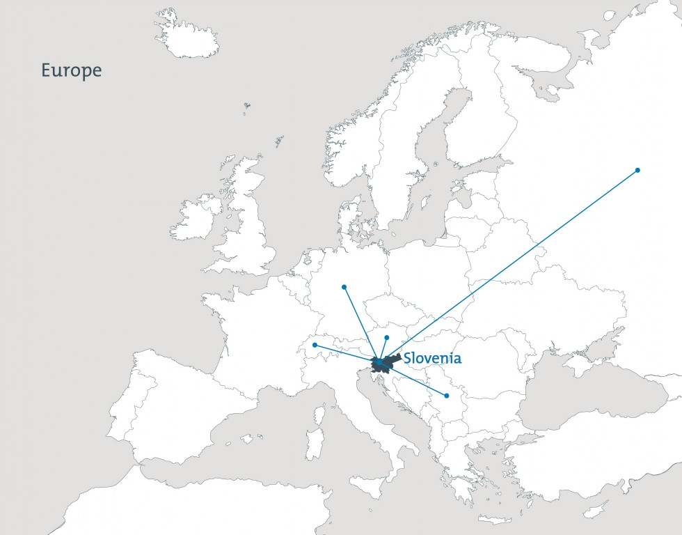 Our location in Europe